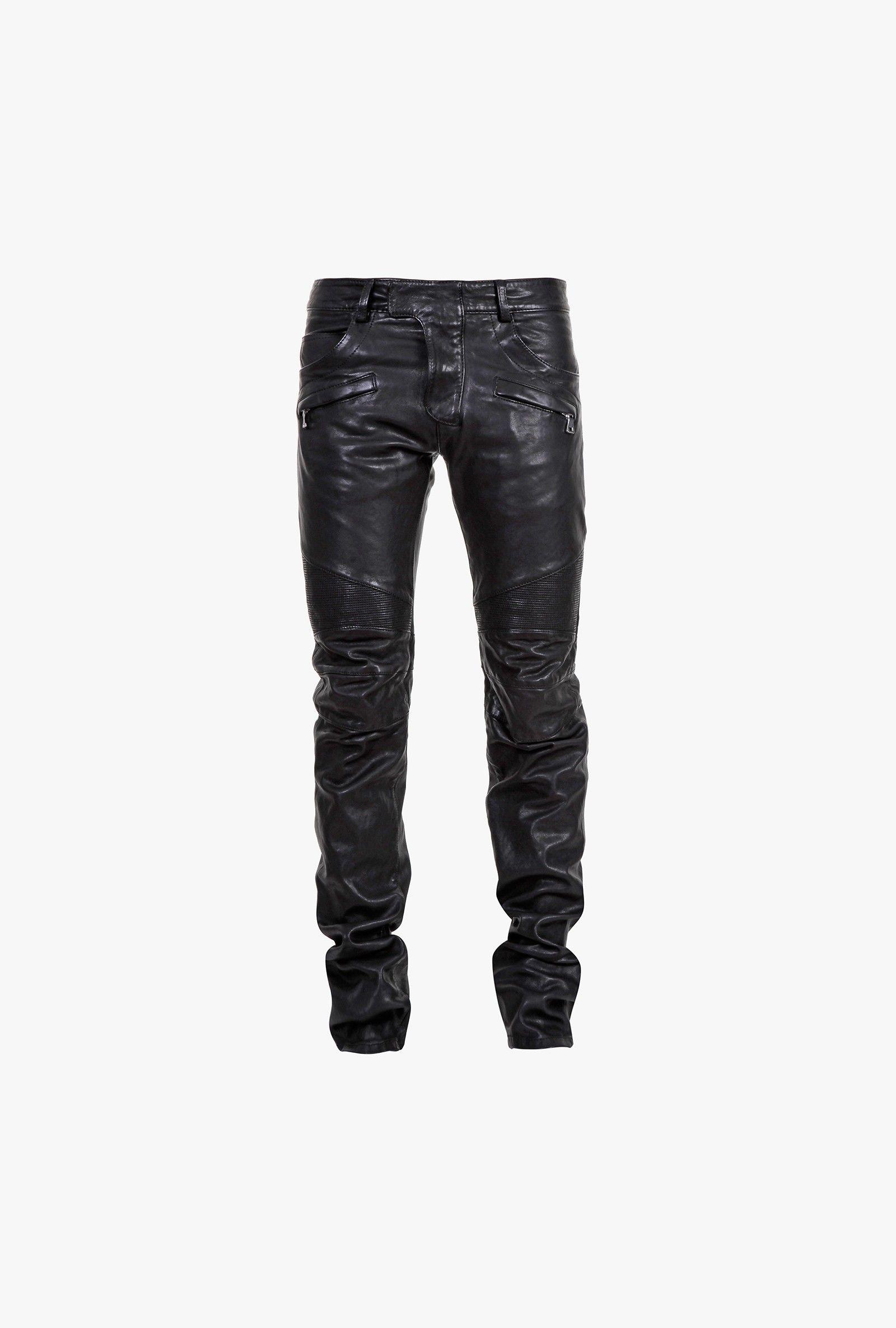 7a587468eb65cb Pin by ali alzahrani on Men's fashion   Biker jeans, Biker pants ...