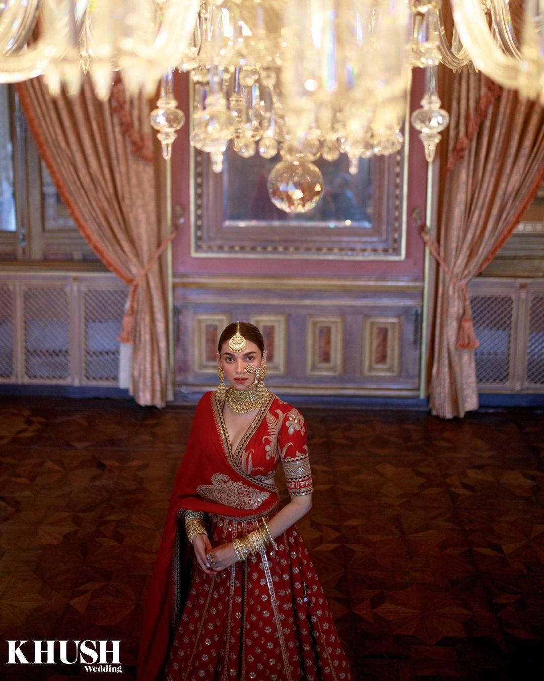 Sabyasachi X Khush Wedding