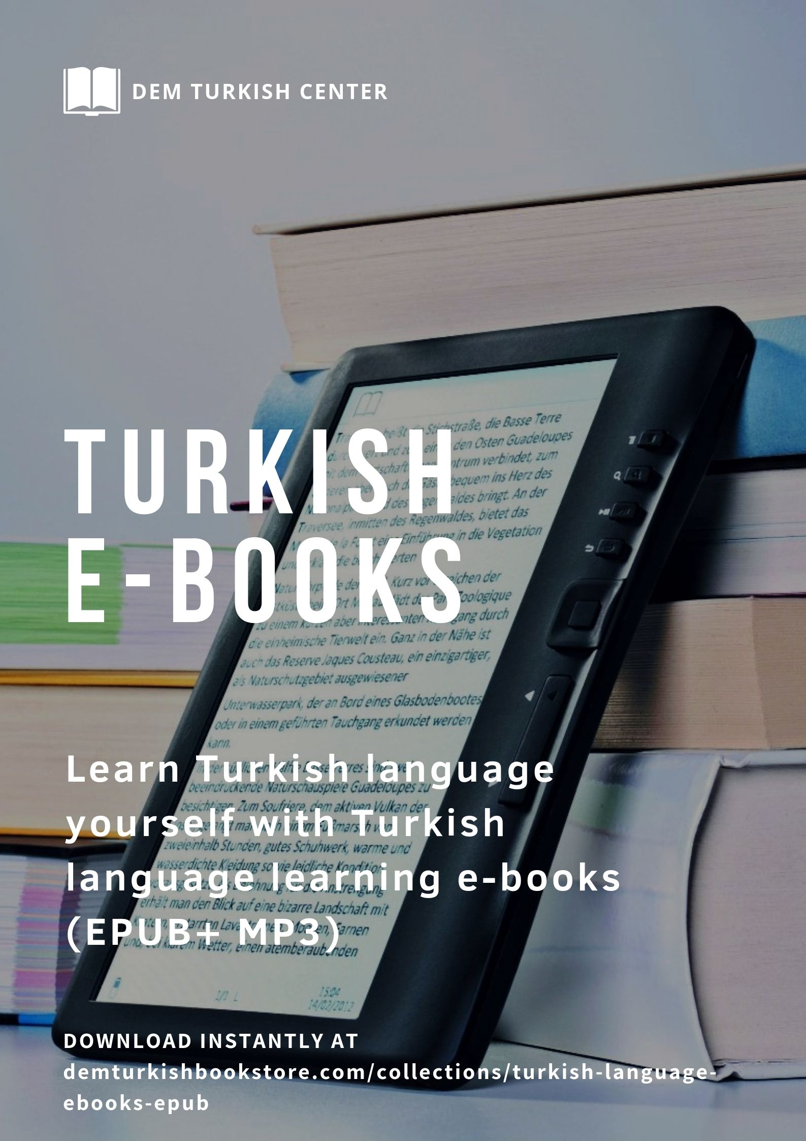 Learn Turkish Language yourself with selfstudy