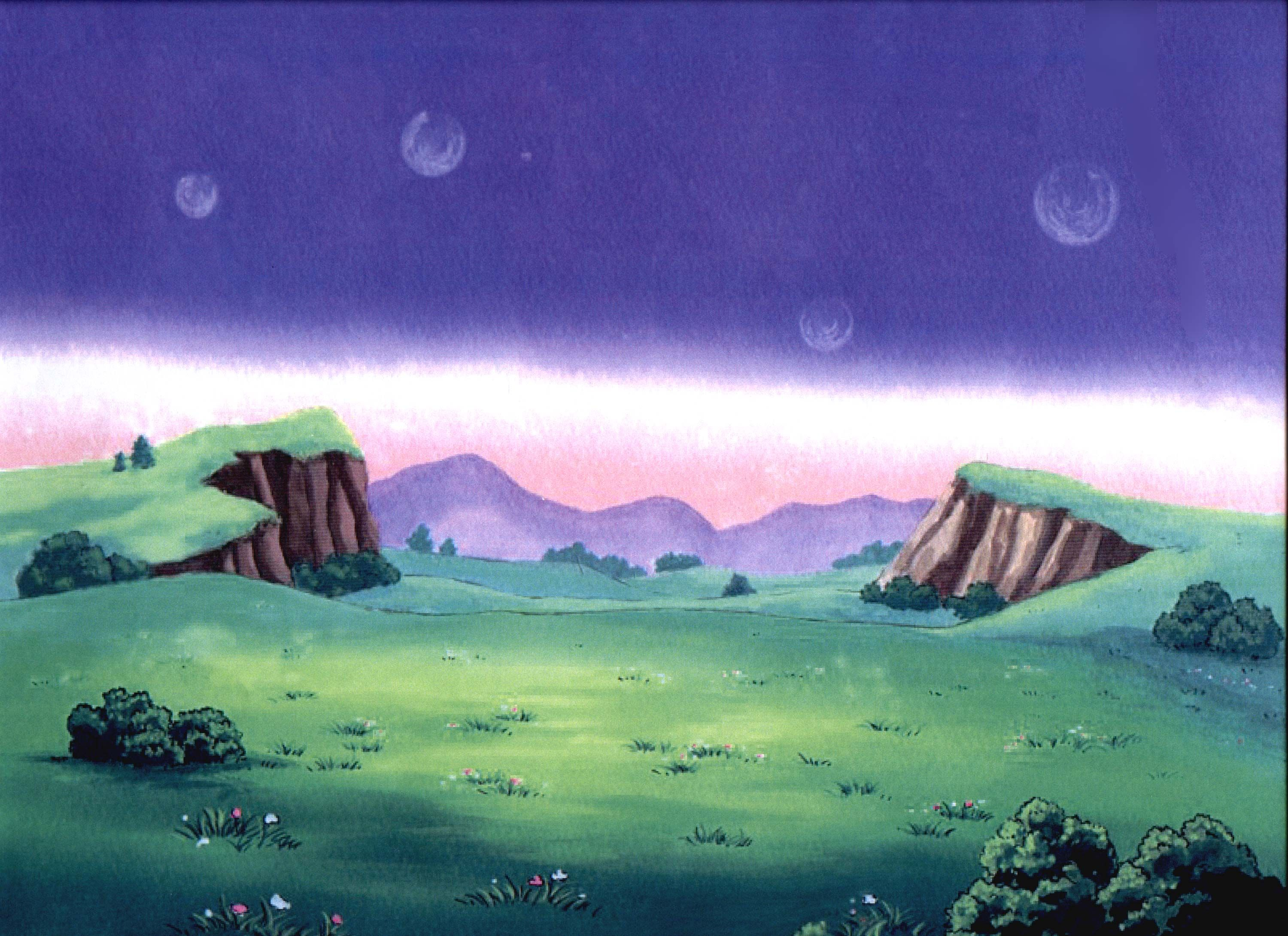 Pin By David Silverstein On Landscape Dragon Ball Wallpapers