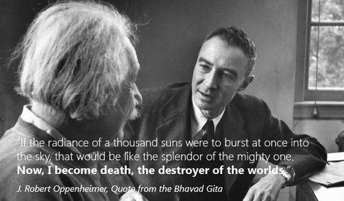 Oppenheimer Quote Most Interesting Facts About Hinduism You May Not Know  Ancient