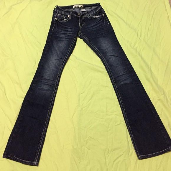 Jeans ZANADI size 0 Zanadi Jeans Boot Cut
