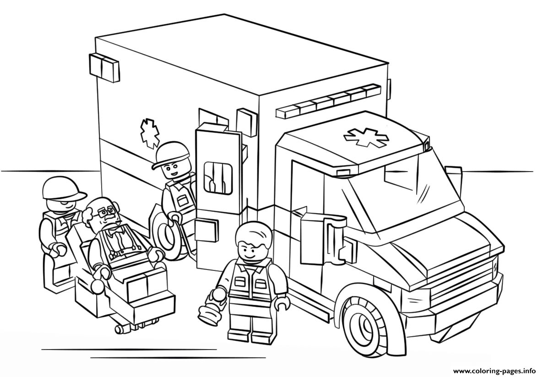 Lego City Pictures To Print Ausmalblatt Kostenlose Ausmalvorlagen Ausmalbilder