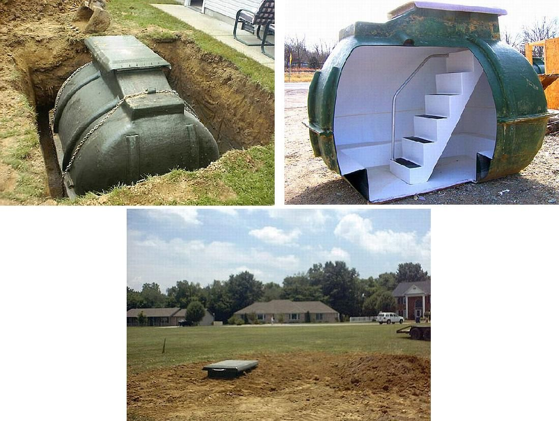 Shelter and bunkers pesquisa google bunkers secret for Hidden storm shelter
