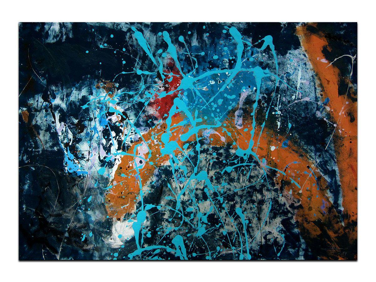 Moderne Slike U Galeriji Mag Apstraktna Slika Moderne
