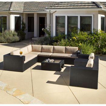 Costco: Savannah 7-piece Patio Modular Deep Seating ...
