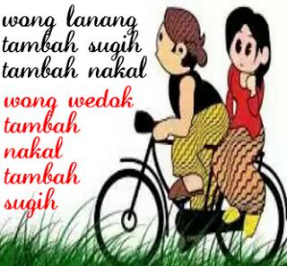 DP BBM Galau Bahasa Jawa Paling Populer Bahasa