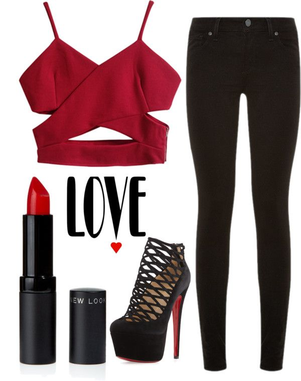 """""""Love red"""" by creationsbyloriphotogaphy ❤ liked on Polyvore"""