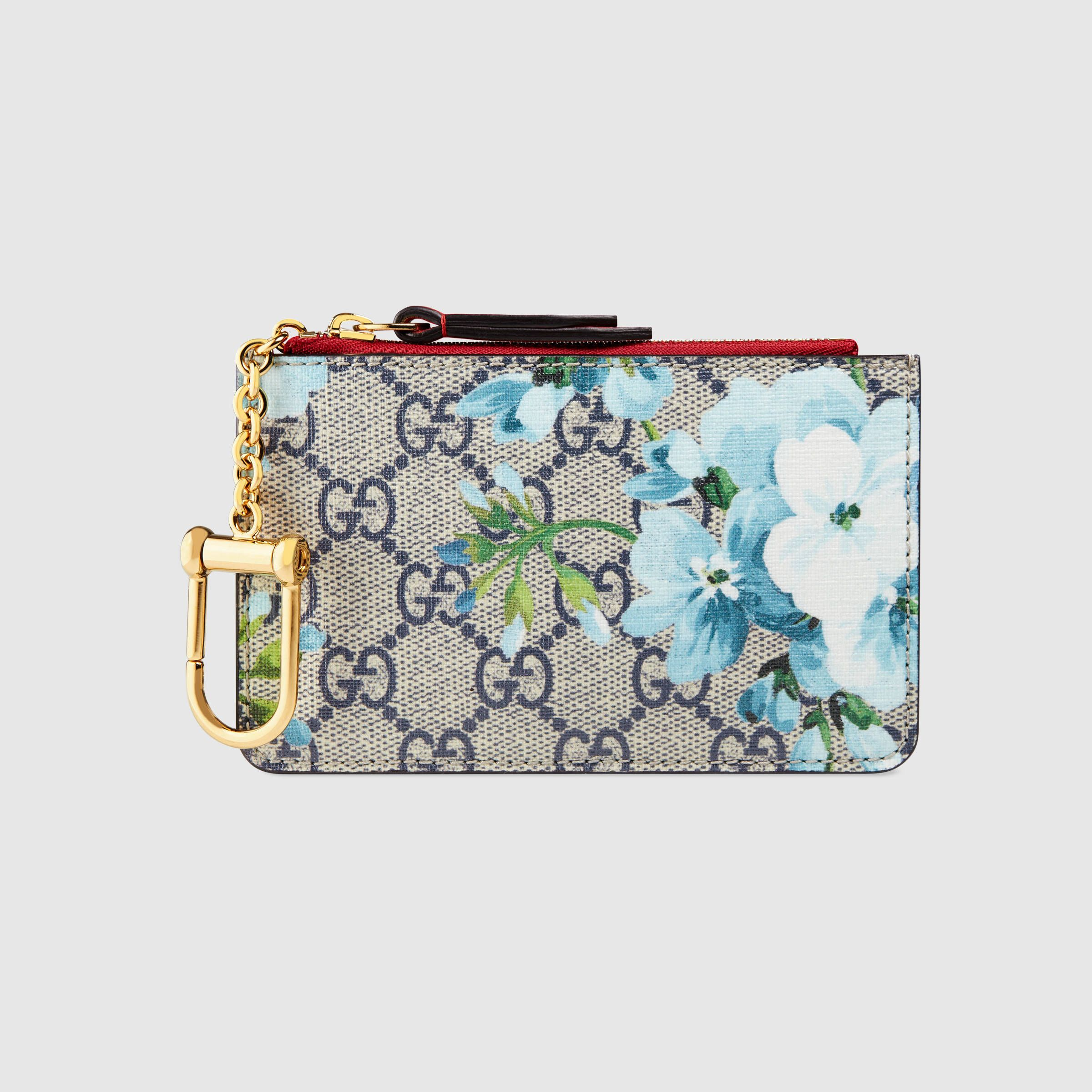 56da7785c7af GG Blooms key case Key Case, Modern Luxury, Gucci Bags, Wallets For Women