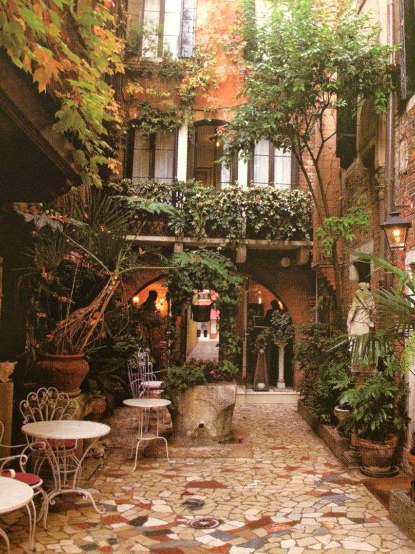 Photo of Hotel Flora, Venice Italy  ✈✈✈ Here is your chance to win a Free Roundtrip…