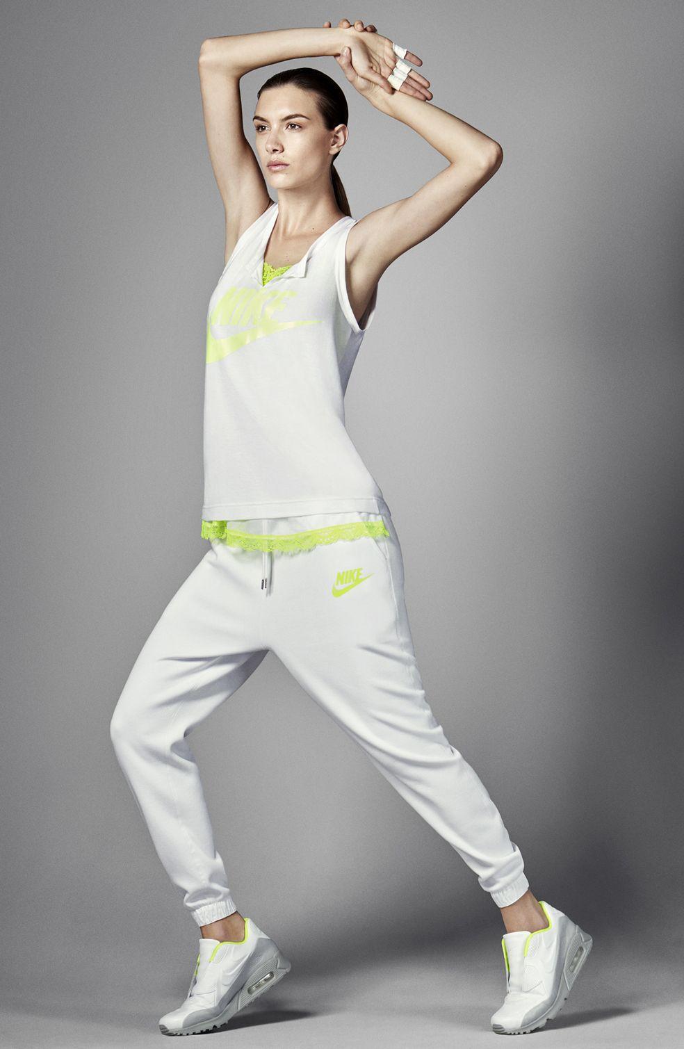 NikeLab x sacai Summer 2015 Collection Lookbook