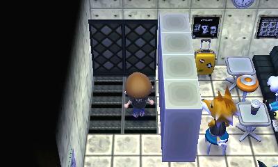 ロックなマイデザイン3種 Animal Crossing House Design Inspiration