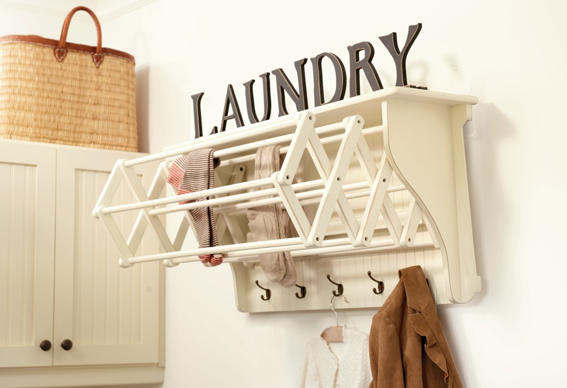 Our Corday Accordion Drying Rack Isn T Only Beautiful It S Super
