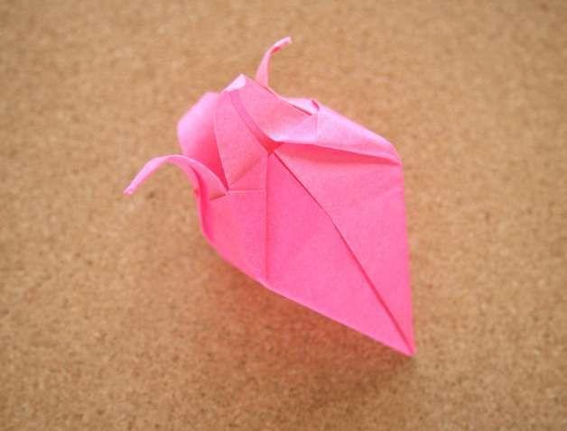 Beautiful origami flower flat best photos for world pinterest origami flower flat beautiful origami flower flat origami hexagonal puffy star tutorial mightylinksfo