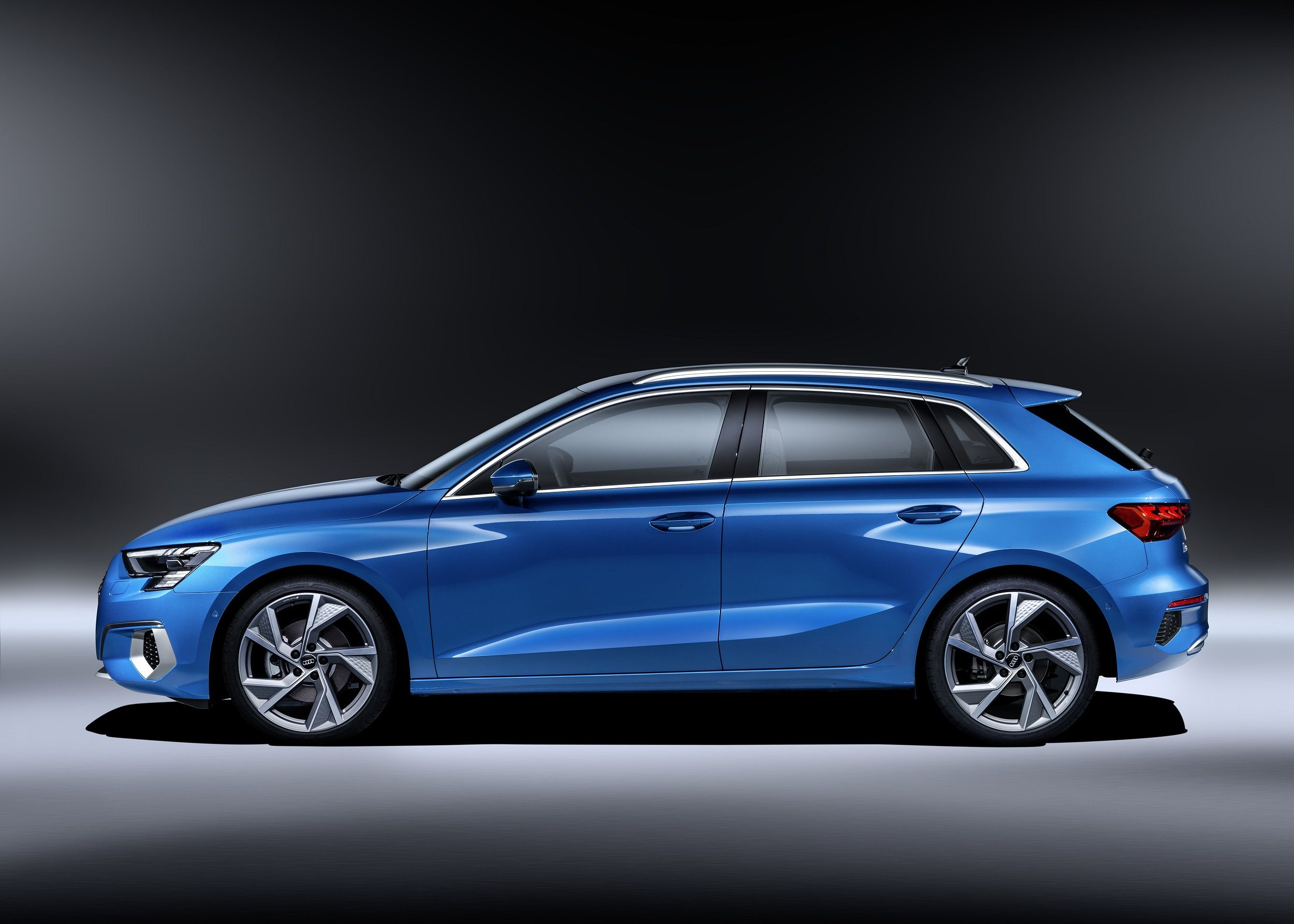 2020 Audi A3 Sportback introduced with more tech, new