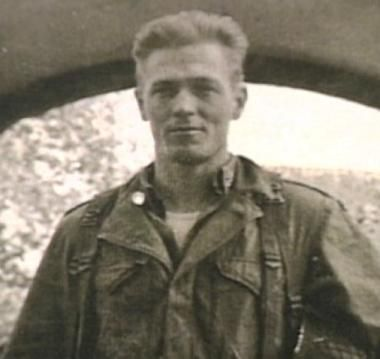 Major dick winters 101st airborne wwii
