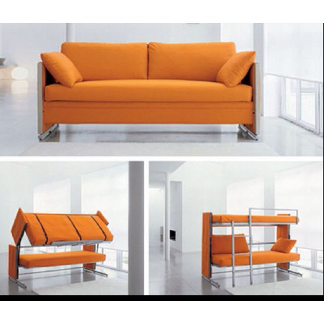 The Coolest Sofa Bed Ever