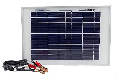 Mighty Max Battery 10 Watt Polycrystalline Solar Panel Charger For Deep Cycle Battery Brand Product Mls 1 In 2020 Solar Panel Charger Solar Panels Deep Cycle Battery