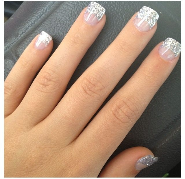 Pin By Fishing Tackles On Beauty Nails Glitter Nails Wedding Nails