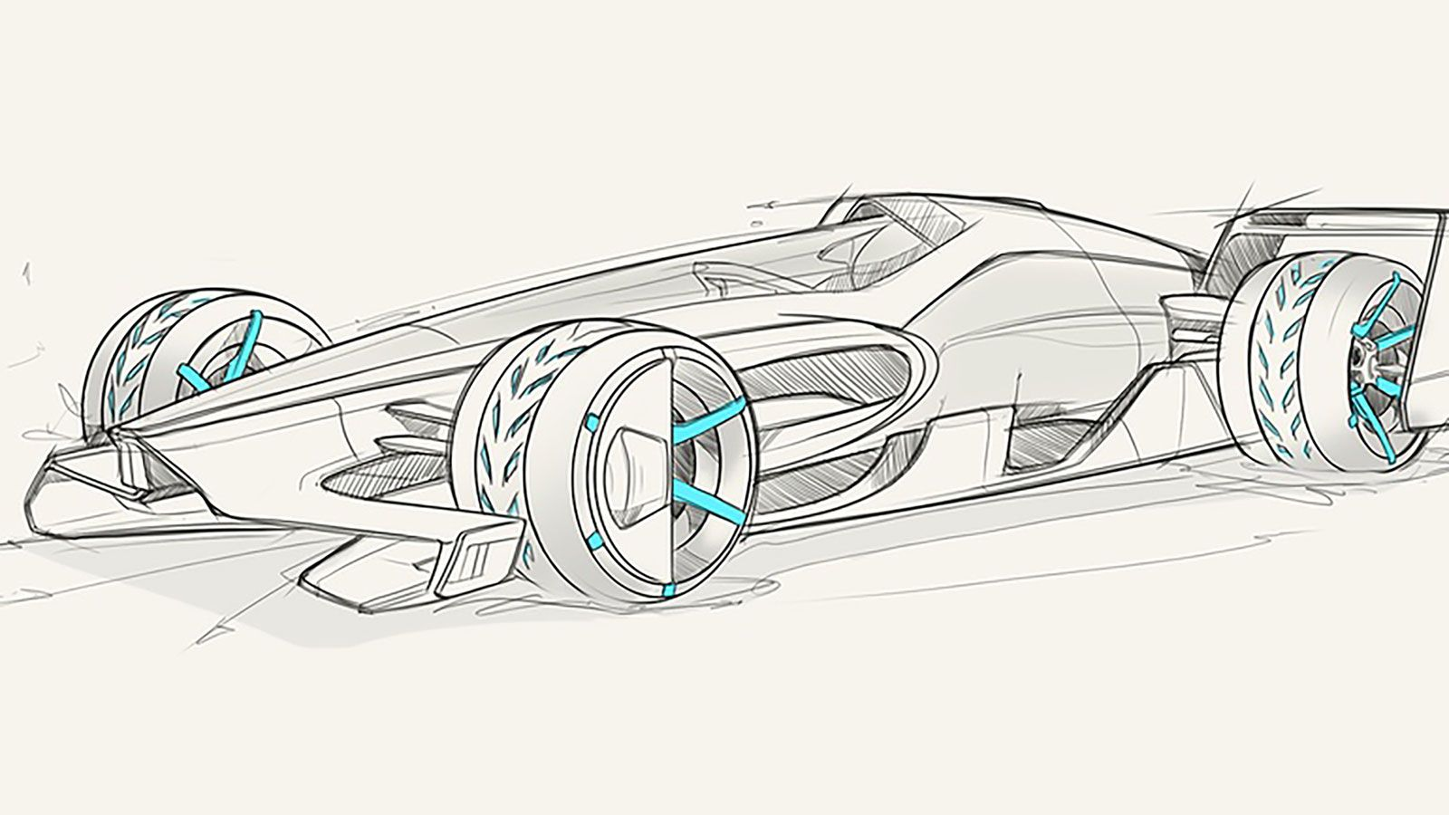 Mclaren Mclextreme 2050 Concept Envisions The Future Of Formula 1 Car Body Design In 2020 Car Design Sketch Design Sketch Concept