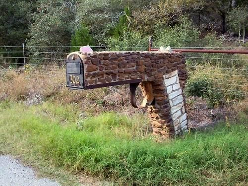 Brick mailbox shaped like a gun home garden do it yourself brick mailbox shaped like a gun home garden do it yourself solutioingenieria Image collections