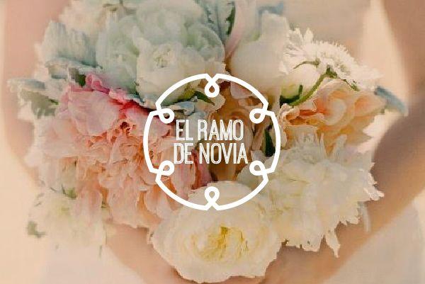 Para elegir el ramo de novia hay que tomar en cuenta 4 factores para lograr un look en la boda armónico y con sentido #bodas #elblogdemaríajosé #ramonovia