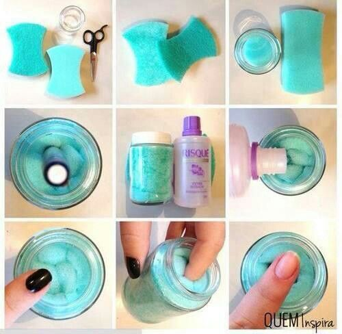 Despinta uñas