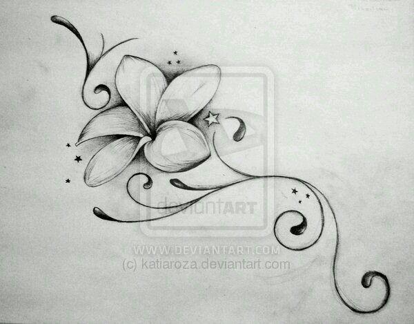 22++ Tatouage fleur de tiare polynesien ideas in 2021