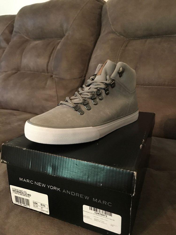 marc new york Shoes 8 0 D Men LT Grey #fashion #clothing