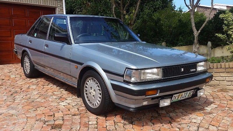 1986 Toyota Cressida Sedan 2 8 Auto Mosselbaai Gumtree South Africa 128850640 Toyota Cressida Toyota Sedan