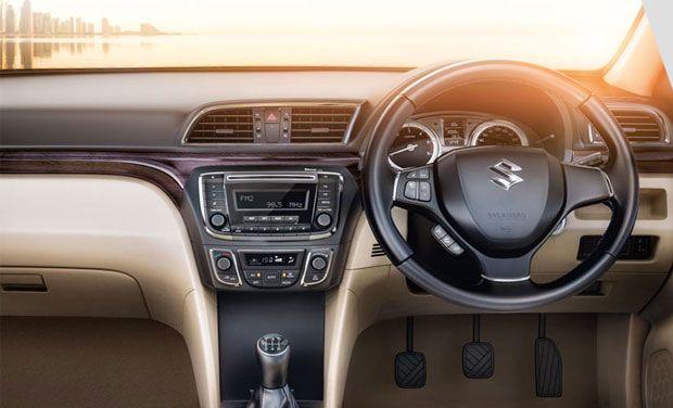 Maruti Suzuki Ciaz Hybrid Images Interior Specification And