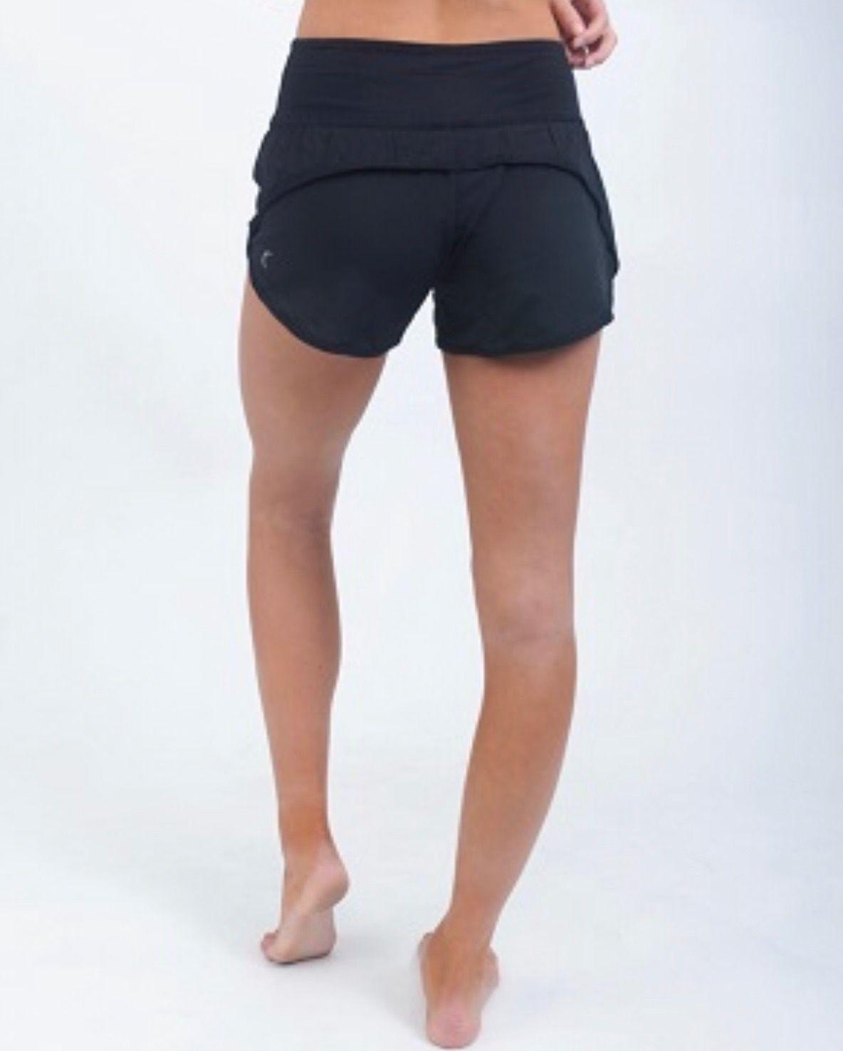 Black Trainer Shorts! | Black trainers