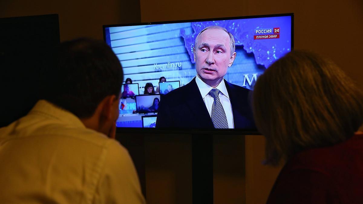 Russlands One-Man-Show: Würde Putin Poroschenko und Erdogan vor dem Ertrinken retten?