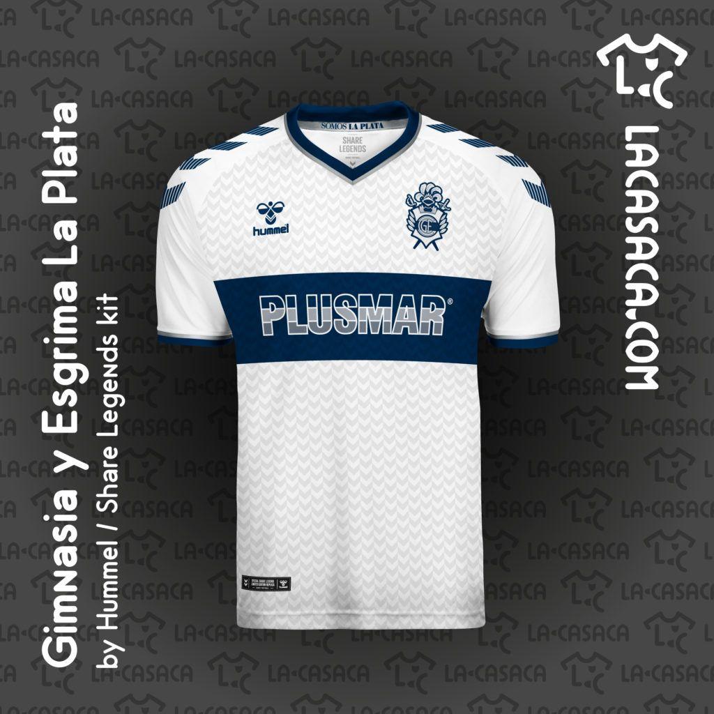 Superliga Argentina By Hummel La Casaca Camisetas Casacas Camisas