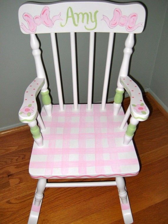 Bon Personalized Childrens Chairs   Foter