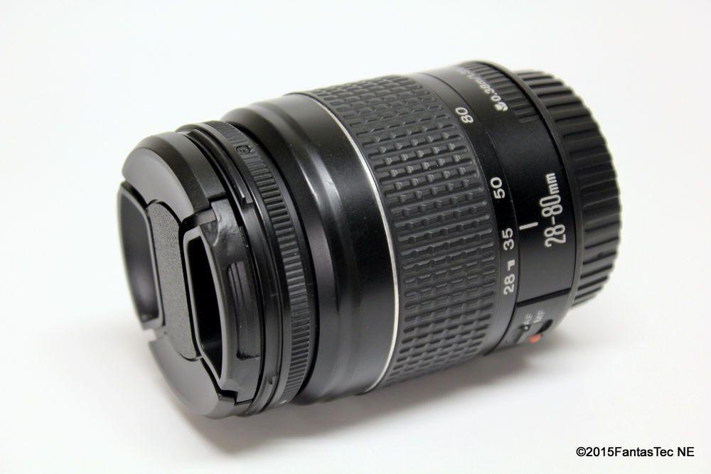 Canon Ef 28 80mm F 3 5 5 6 Ii Lens Canon Ef Nikon Lenses Canon