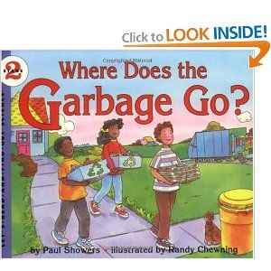 "Book--""Where does the garbage go?"""
