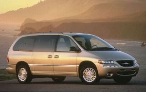 1998 Chrysler Town and Country Chrysler town, country
