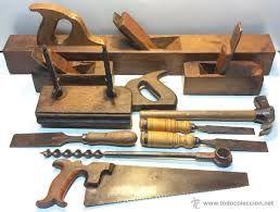 Resultado de imagen para herramientas de carpinteria