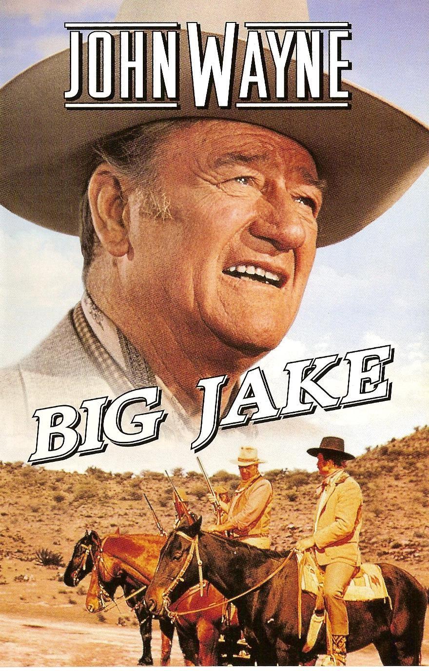 Big Jake 1971 Big jake movie, John wayne, John wayne