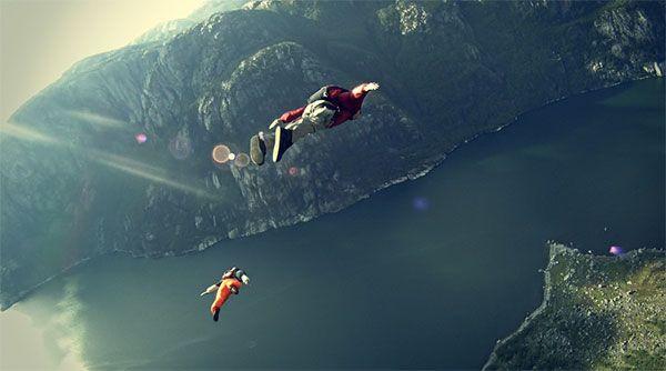 ¿Abrimos o no abrimos? #gopro #wingsuit #paracaidismo #volar #deportesaereos #deporteextremo #alquilargopro