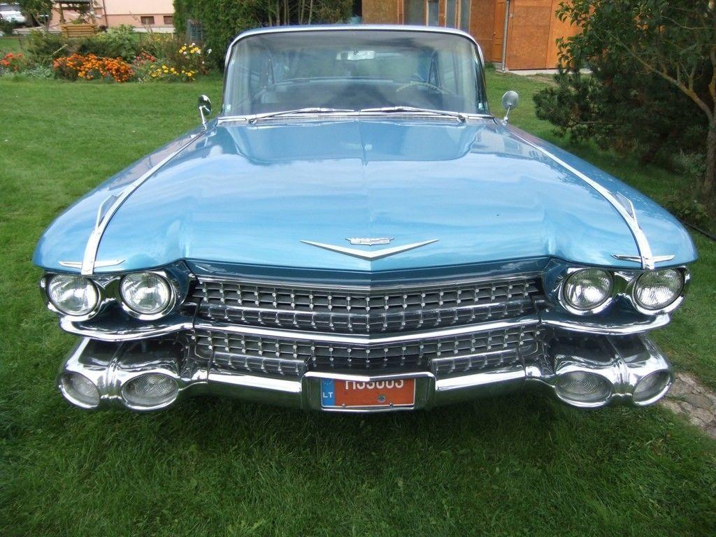 eBay: 1959 Cadillac Fleetwood 1959 Cadillac Restored #classiccars ...