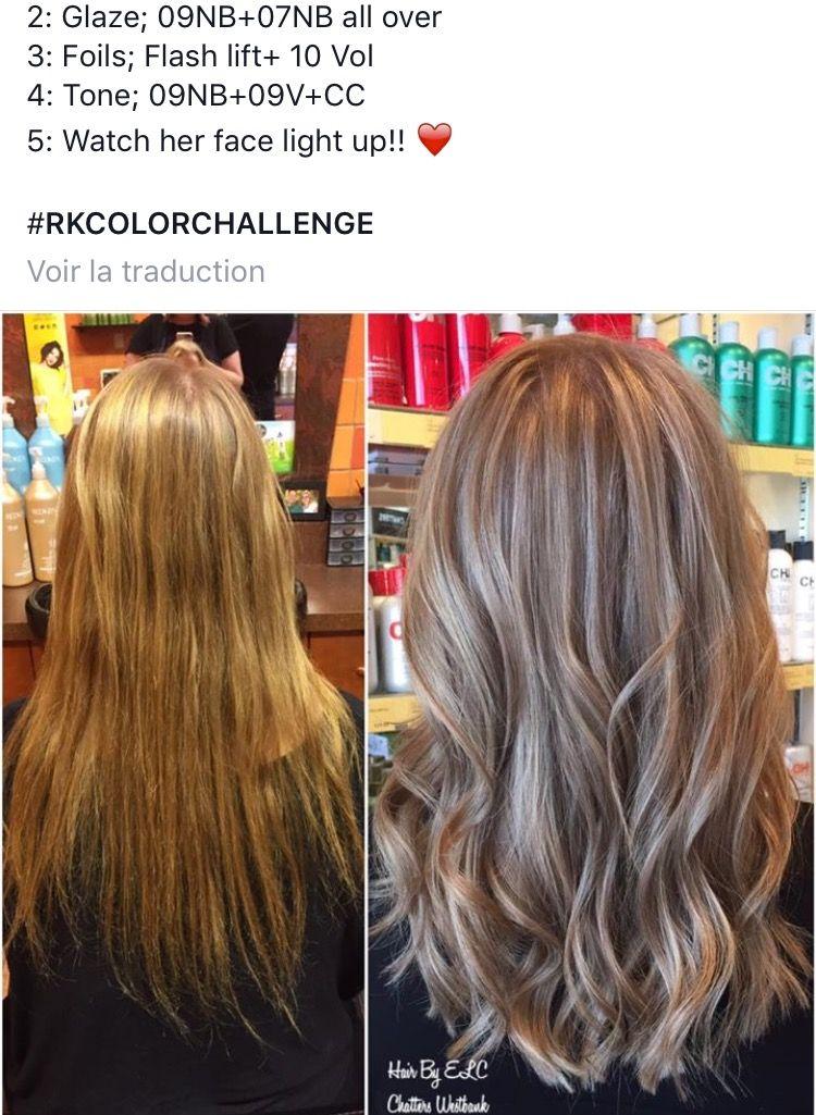 Colour Formulas With Images Hair Color Formulas