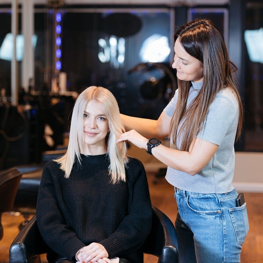 AIRTOUCH BALAYAGE HAIR COLORING COURSE