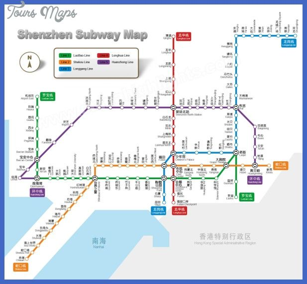 Wuhan Subway Map.Awesome Shenzhen Metro Map Tours Maps Train Station Map China