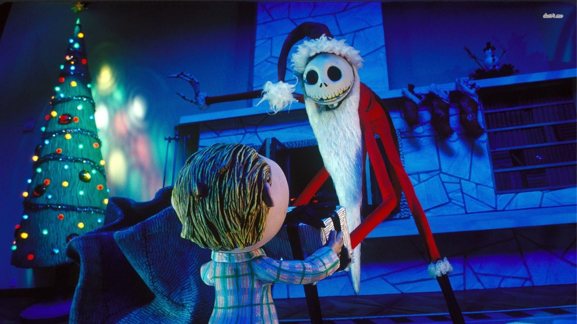 Walldime Com Nightmare Before Christmas Halloween Nightmare Before Christmas Wallpaper Nightmare Before Christmas
