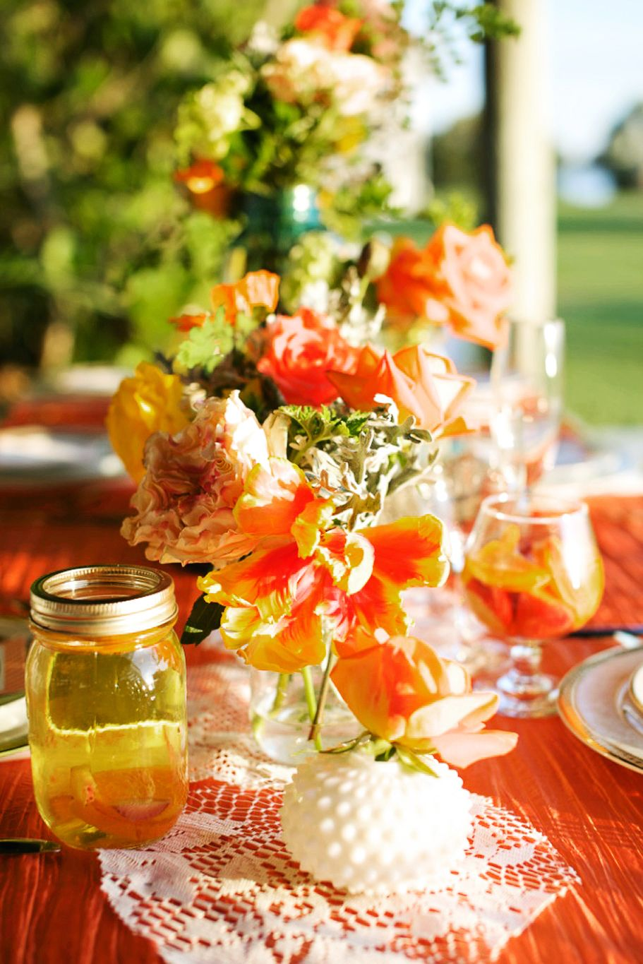 20 Cool Spring Wedding Ideas and Themes | Citrus wedding ...