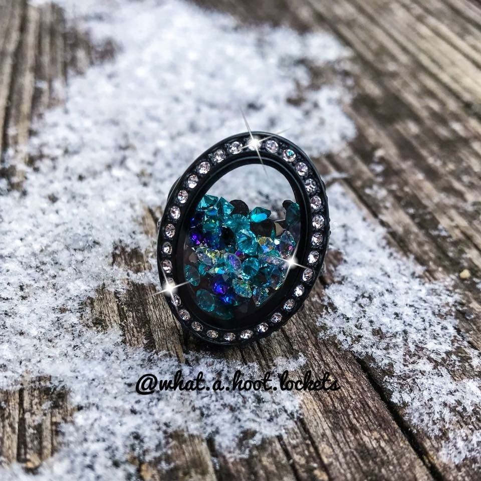 Origami Owl heirloom locket ring. (With images) | Origami owl ... | 960x960
