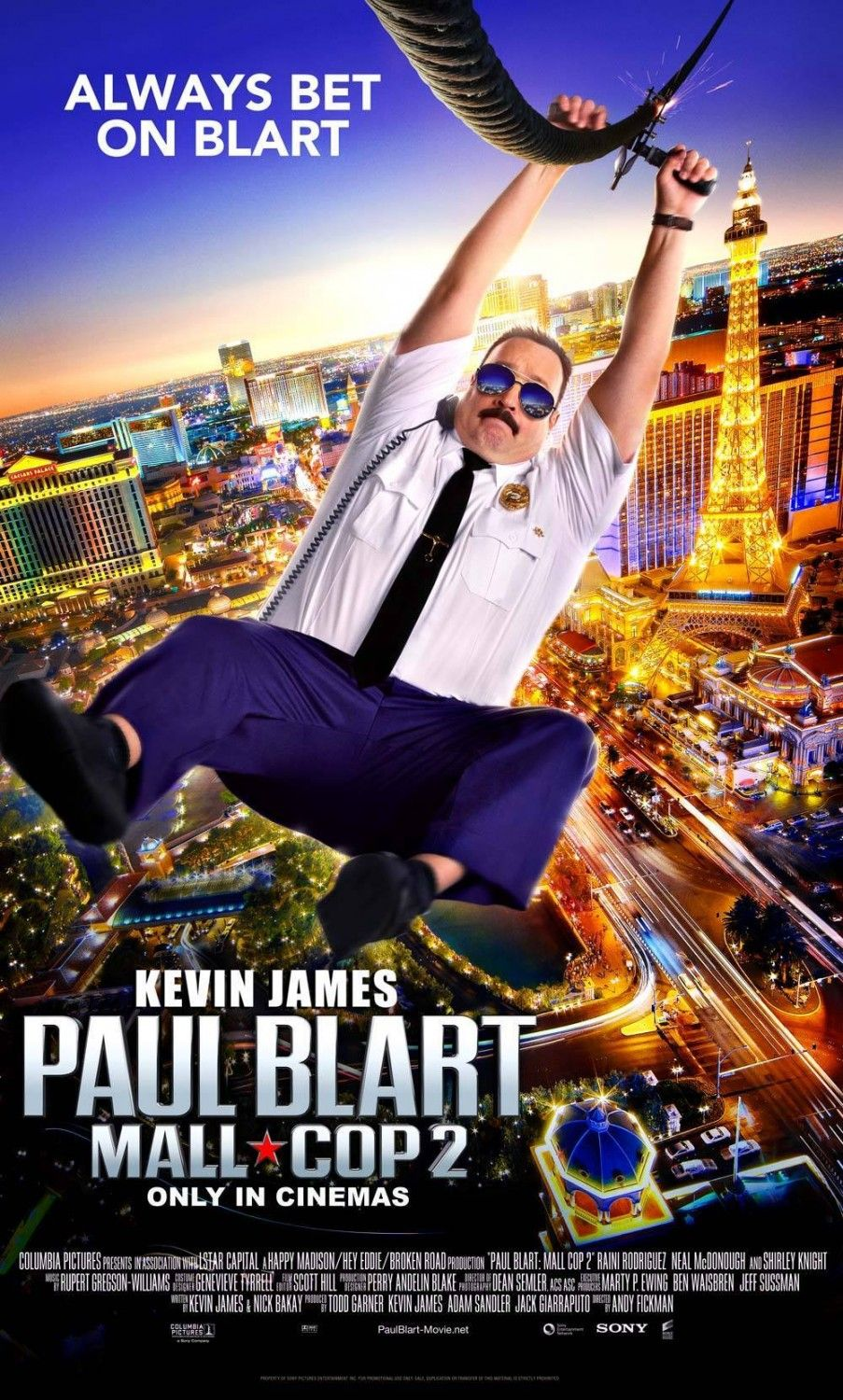 Return to the main poster page for Paul Blart: Mall Cop 2 | Movies ...