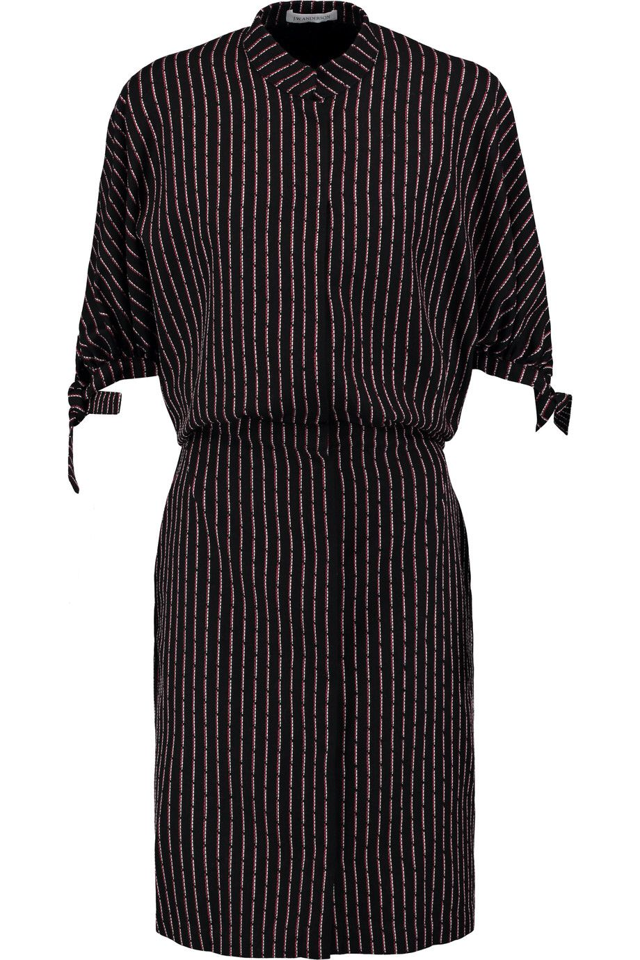 J.W.ANDERSON Embroidered wool-twill dress  €527.50 http://www.theoutnet.com/products/787167